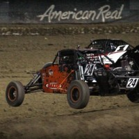 Driving Under the Lights in Elsinore